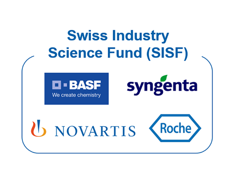 SISF Swiss Industry Science Fund (BASF,  Novartis, Roche, Syngenta)